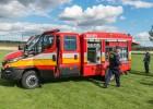 Slávnostné odovzdanie hasičského auta
