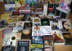 """Projekt z Fondu na podporu umenia """" Nové knihy do knižnice """" 2016"""