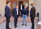 Návšteva splnomocnenca vlády pre rómske komunity p. Ábela Ravasza vo Vinodole