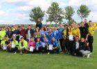 Turnaj o pohár starostu obce v hasičskom športe – 1. ročník