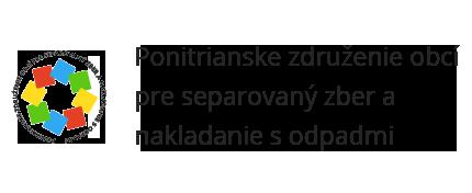 Ponitrianske združenie obcí pre separovaný zber a nakladanie s odpadmi