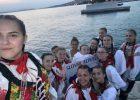 DFS Sílešánek na Medzinárodnom folklórnom festivale v Chorvátsku